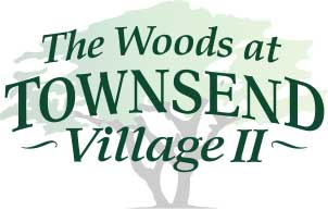 Woods at Townsend Village II Community Logo