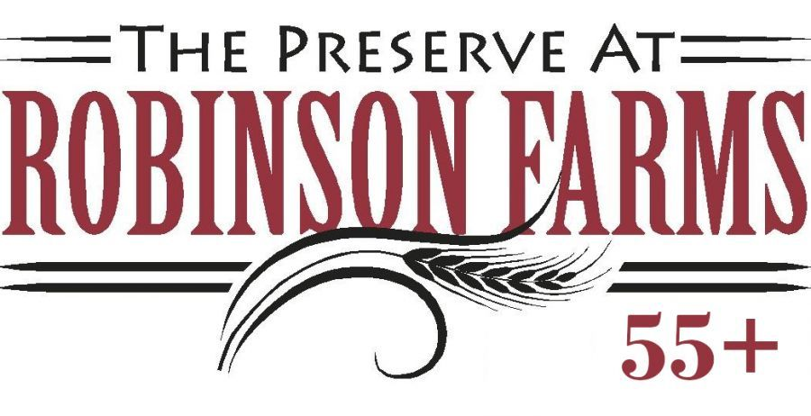 The Villas at the Preserve at Robinson Farms Community Logo