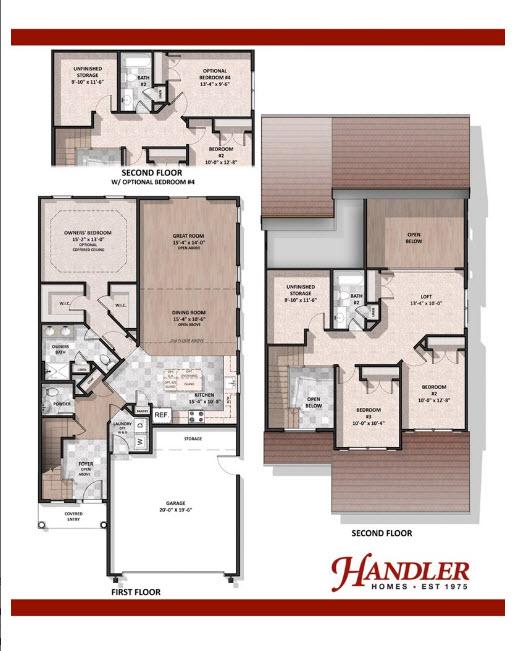 The savannah ii for Savannah style house plans