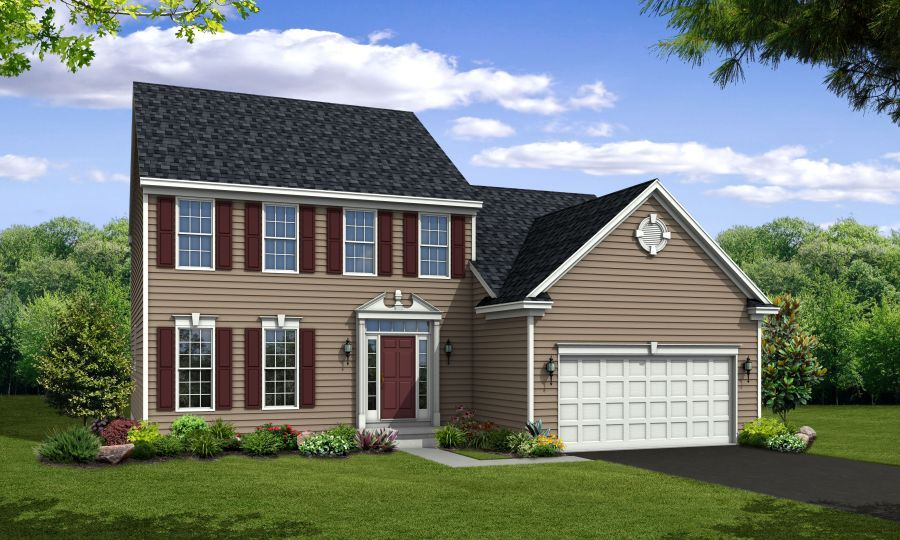 Exton III at Woods at Townsend Village II