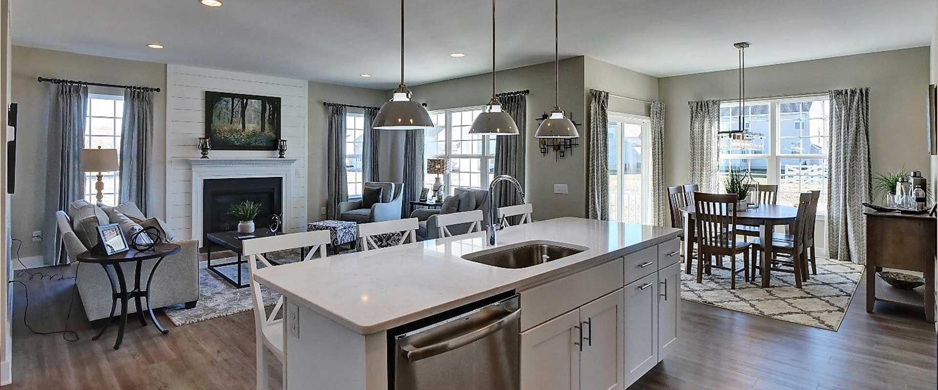 New Homes Delaware Homes In Middletown De Area Handler Homes