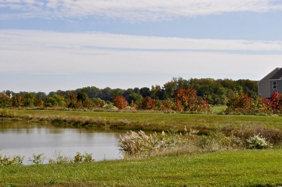 Heritage trace in smyrna delaware by handler homes for Private fishing ponds near me