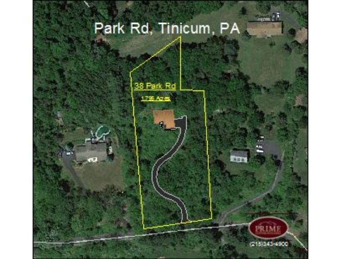 38 Park Road Site Plan, Prime Custom Builders