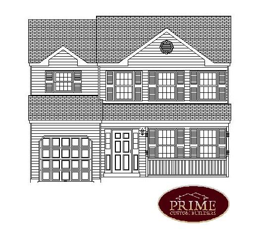 38 Park Road Elevation, Prime Custom Builders