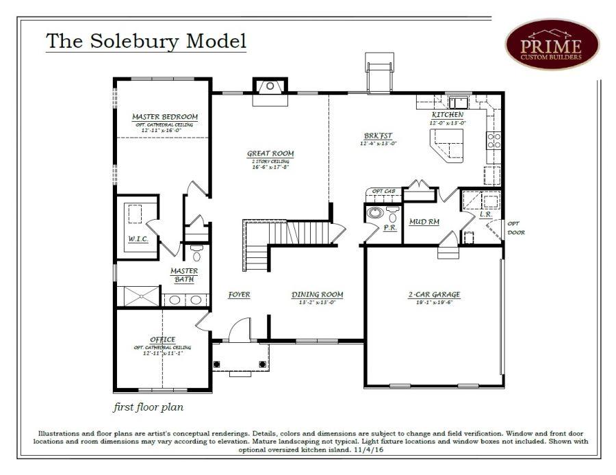 100 2 story great room floor plans mascord house for 2 story great room floor plans