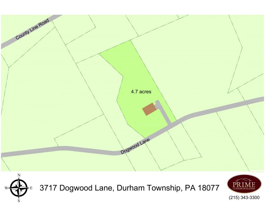 3717 Dogwood Lane, Durham Township, PA 18077