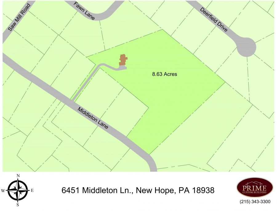 6451 Middleton Lane, New Hope, PA