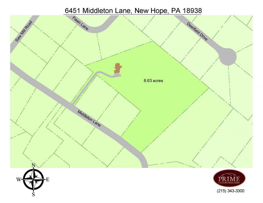 6451 Middleton Lane, New Hope, PA 18938
