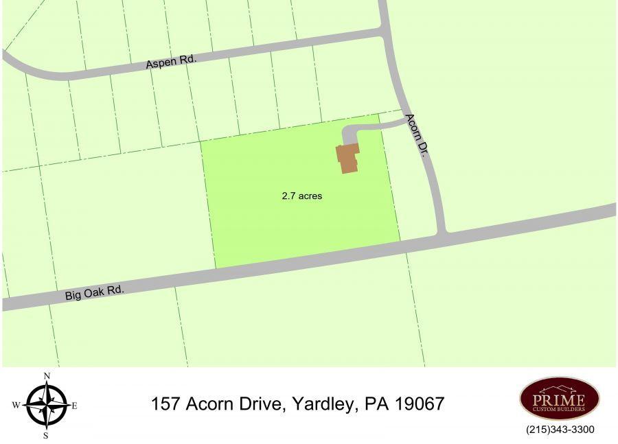 157 Acorn Drive, Yardley (Lower Makefield Township), PA 19067