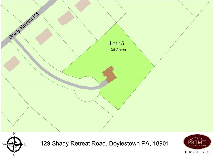 129 Shady Retreat Rd., Doylestown, PA