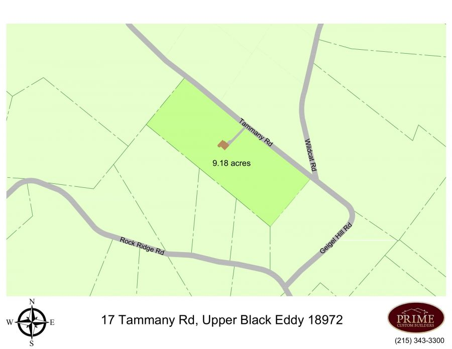 26 Tammany Rd., Upper Black Eddy, PA 18972