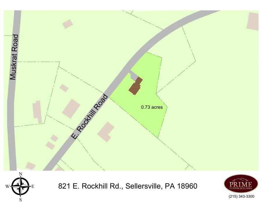 821 E. Rockhill Road, Sellersville (East Rockhill Township), PA 18960