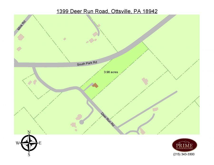 1398 Deer Run Rd, Ottsville (Bedminster Township), PA 18942