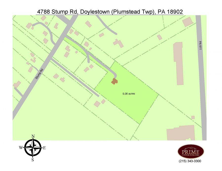 4788 Stump Road, Doylestown (Plumstead Township), PA 18901