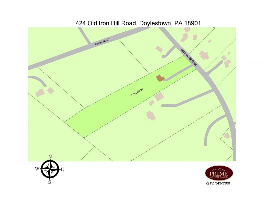 424 Old Iron Hill Road, Doylestown (New Britain Township), PA 18901
