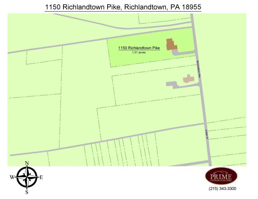 1150 Richlandtown Pike, Richlandtown, PA 18955
