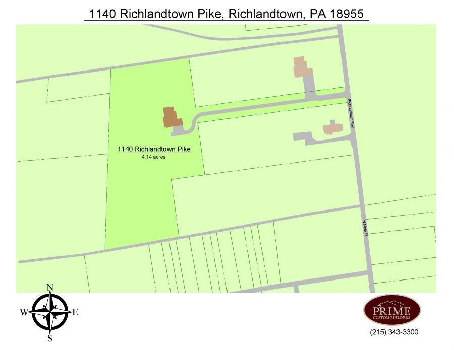 1140 Richlandtown Pike, Richlandtown, PA 18955