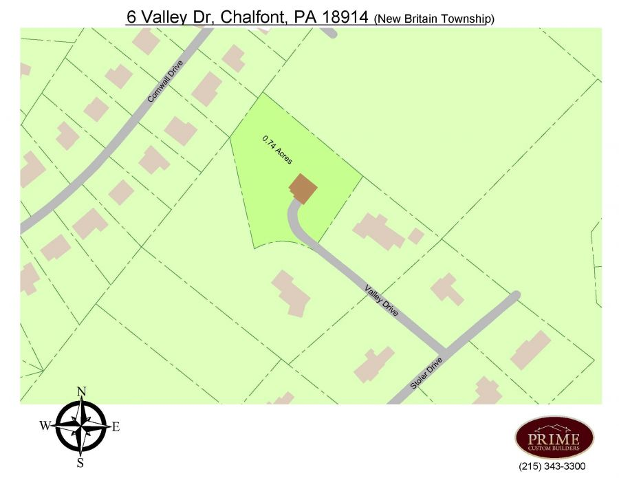 6 Valley Dr, Chalfont (New Britain Township), PA 18914