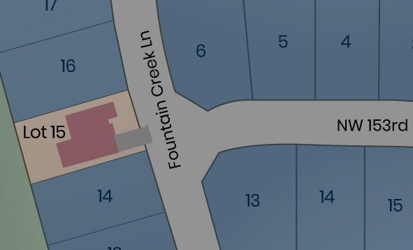 15401 Fountain Creek Lane, Edmond, OK