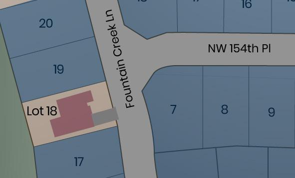 15413 Fountain Creek Lane, Edmond, OK 73013