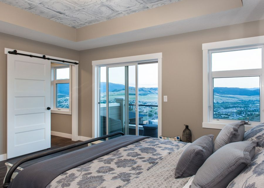 Wake Up to this View from your Master Bedroom