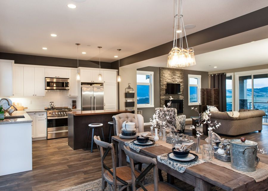 Open Concept Living