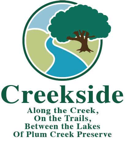 Creekside Community Logo, Kyle, TX