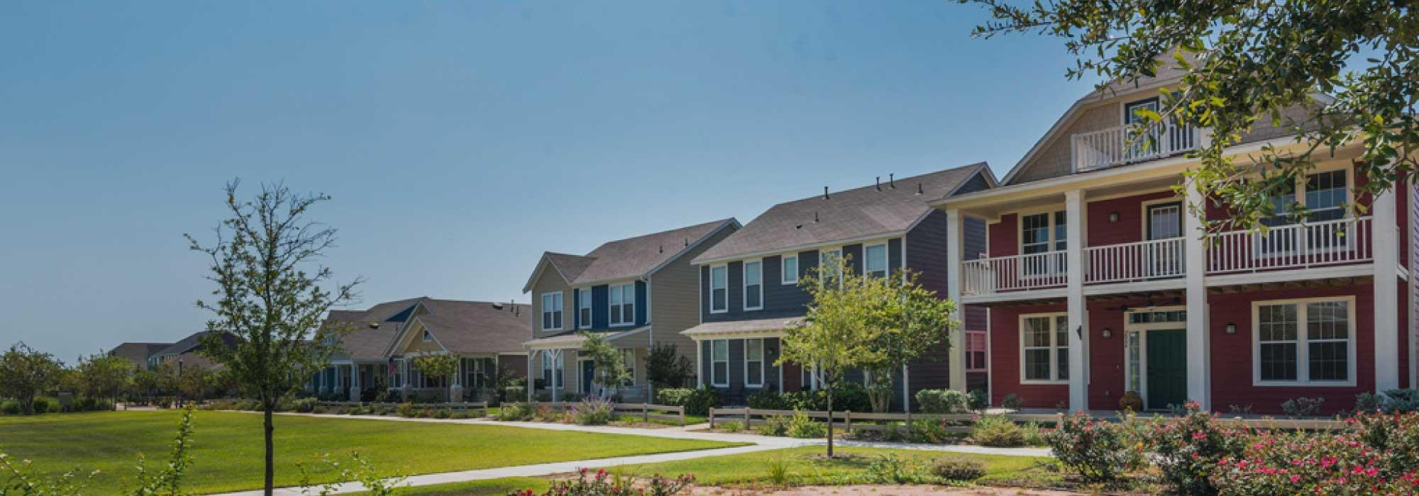 Creekside Community, by Bigelow Homes